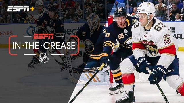 Sat, 10/12 - In The Crease: Drama in Buffalo