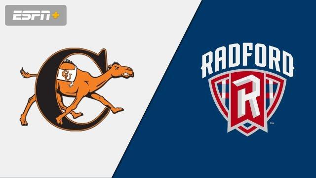 Campbell vs. Radford (W Basketball)