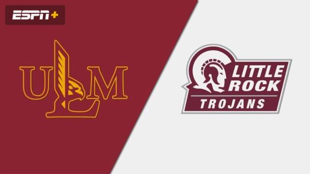 UL Monroe vs. Little Rock (M Basketball)