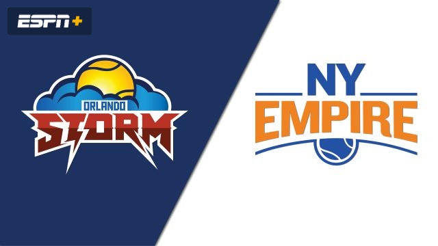 Orlando Storm vs. New York Empire