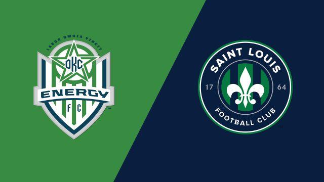 OKC Energy FC vs. Saint Louis FC