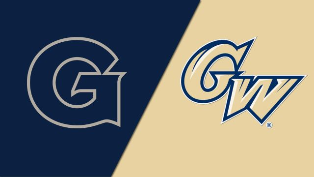 Georgetown vs. George Washington (Softball)
