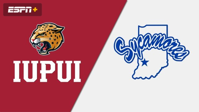 IUPUI vs. Indiana State (W Volleyball)