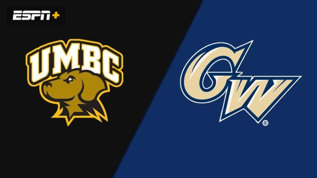 UMBC vs. George Washington (M Soccer)
