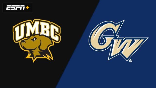 UMBC vs. George Washington (M Soccer)