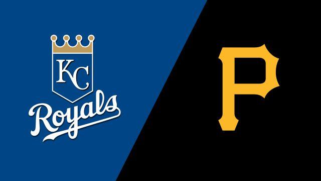 Kansas City Royals vs. Pittsburgh Pirates