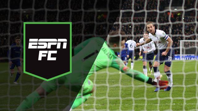 Thu, 1/10 - ESPN FC: Spurs-Chelsea VAR controversy