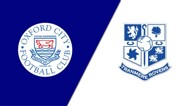 Oxford City vs. Tranmere Rovers (Round 1) (FA Cup)