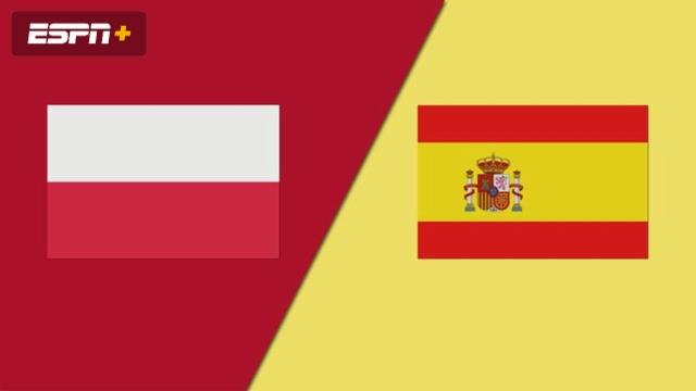 Poland vs. Spain