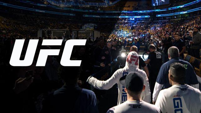 UFC 235 Pre-Show