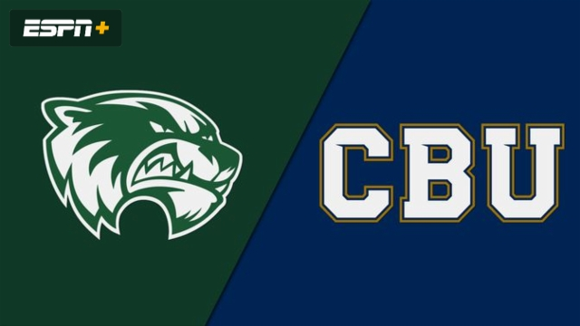Utah Valley vs. California Baptist (M Basketball)
