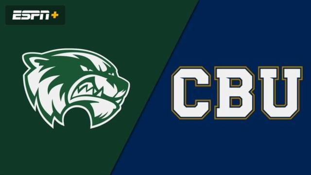 Utah Valley vs. California Baptist (M Basketball)
