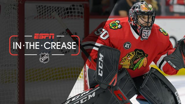 Sun, 11/18 - In the Crease: Crawford's big night in net
