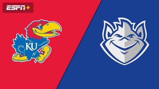 Kansas vs. Saint Louis (W Basketball)