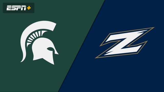 Michigan State vs. Akron (M Soccer)