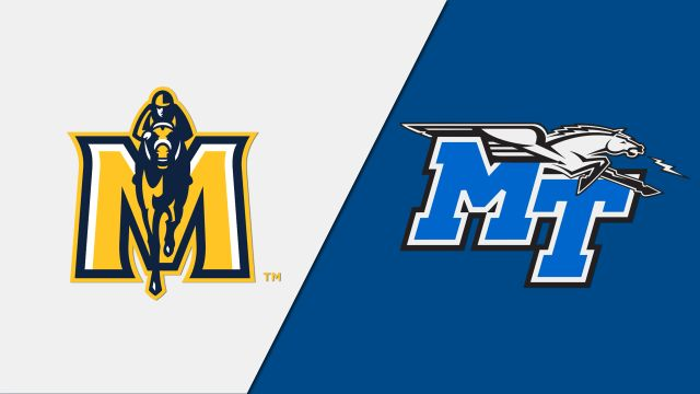 Murray State vs. Middle Tennessee (M Basketball)