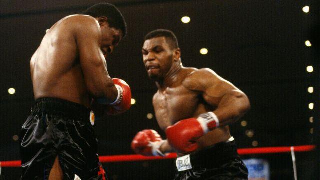 Tyson vs Berbick
