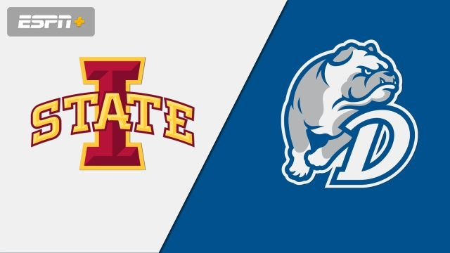 Iowa State vs. Drake (W Basketball)