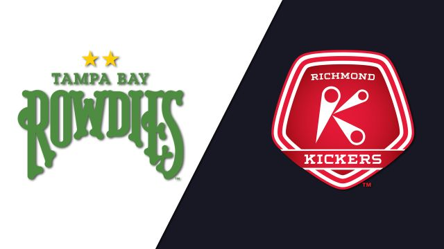 Tampa Bay Rowdies vs. Richmond Kickers