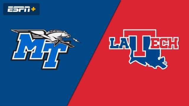 Middle Tennessee vs. Louisiana Tech (W Basketball)