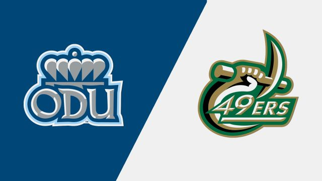Old Dominion vs. Charlotte (M Basketball)