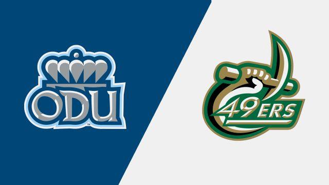 Old Dominion vs. Charlotte (M Basketball)