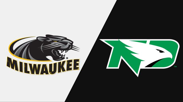 Milwaukee vs. North Dakota (M Basketball)