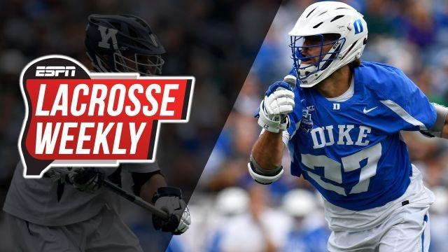 Tue, 4/16 - Lacrosse Weekly: What is Duke's ceiling?
