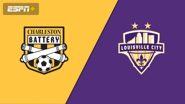 Charleston Battery vs. Louisville City FC (USL Championship)