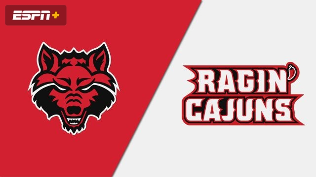Arkansas State vs. Louisiana (First Round) (W Volleyball)