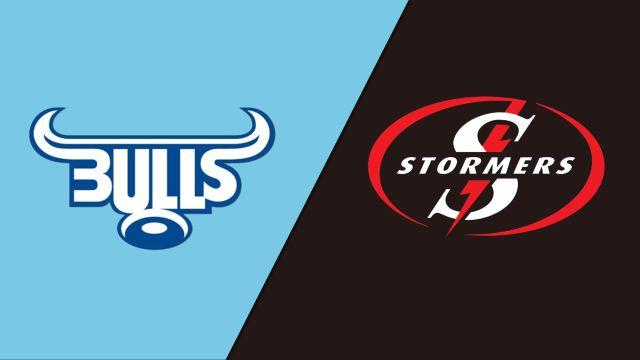 Bulls vs. Stormers (Super Rugby)