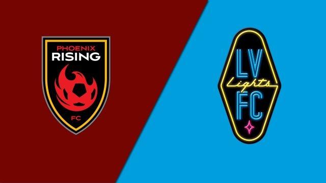 Phoenix Rising FC vs. Las Vegas Lights FC (USL Championship)