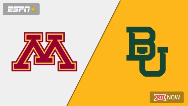 #7 Minnesota vs. Baylor (Softball)
