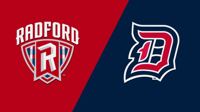 Radford vs. Duquesne (M Basketball)