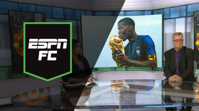 Tue, 7/24 - ESPN FC
