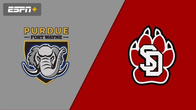 Purdue Fort Wayne vs. South Dakota (M Basketball)
