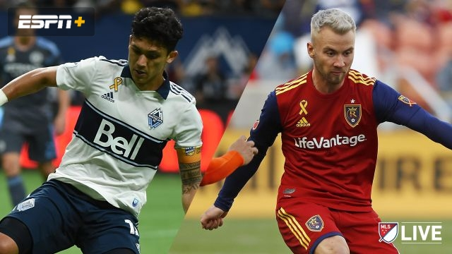 Vancouver Whitecaps FC vs. Real Salt Lake (MLS)