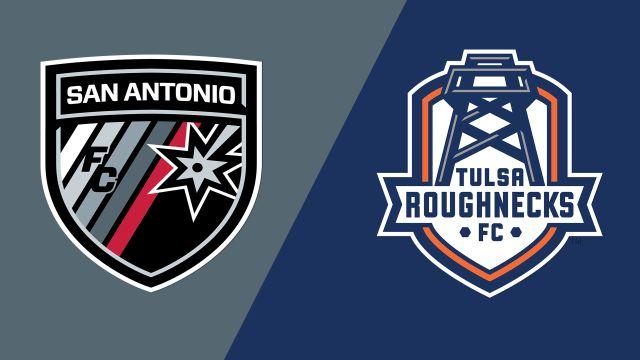 San Antonio FC vs. Tulsa Roughnecks FC