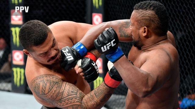 Justin Tafa vs. Yorgan De Castro (UFC 243)