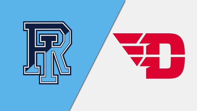 Rhode Island vs. Dayton (W Volleyball)