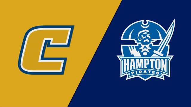 Chattanooga vs. Hampton (W Basketball)