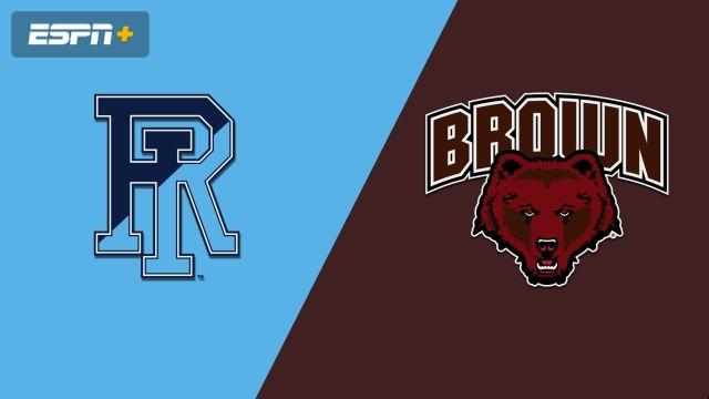 Rhode Island vs. Brown (M Basketball)