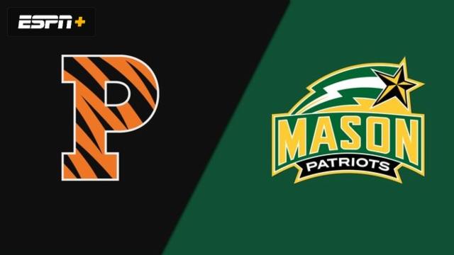 #11 Princeton vs. #15 George Mason (M Volleyball)