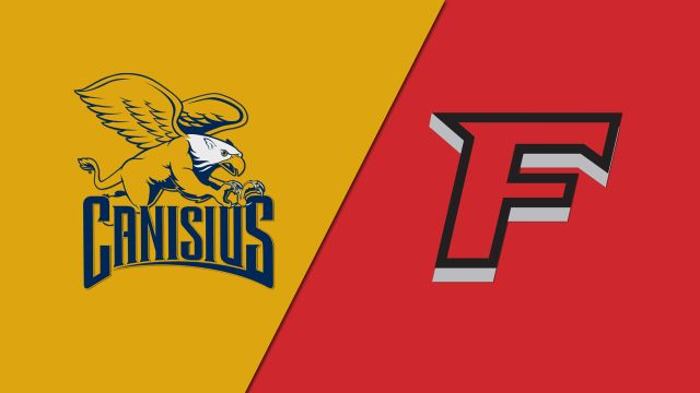 Canisius vs. Fairfield (W Volleyball)