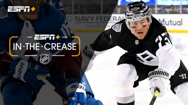 Sun, 2/16 - In the Crease: Toffoli nets outdoor hat trick
