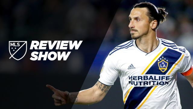 Mon, 4/1 - MLS Review: Stars shine in week 5