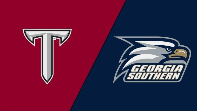 Troy vs. Georgia Southern (Game 13) (Baseball)