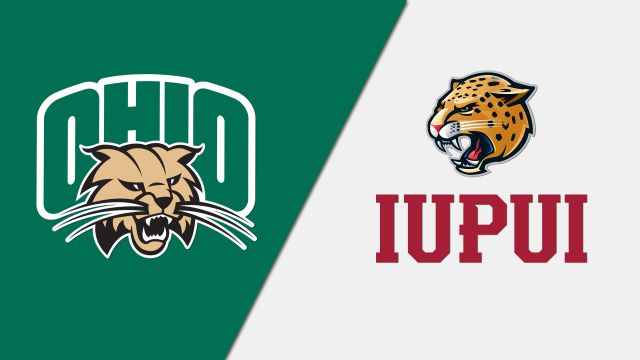 Ohio vs. IUPUI (W Basketball)