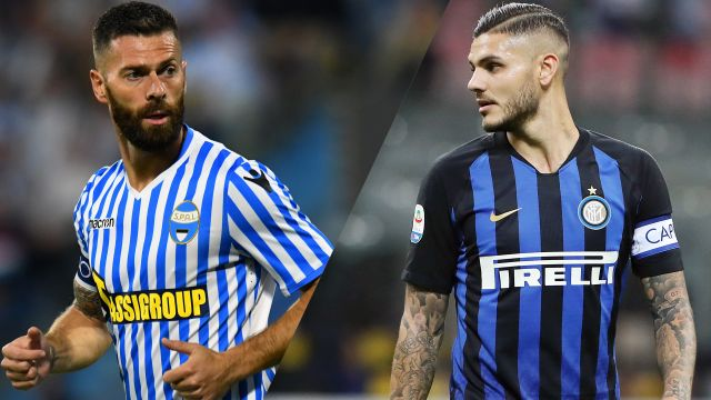 SPAL vs. Internazionale (Serie A)