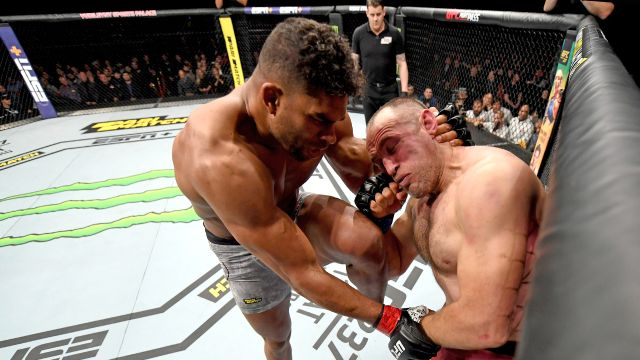 UFC Fight Night: Overeem vs Oleinik (Main Event)